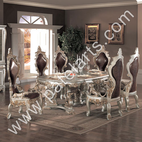 Silver Dining Set Dining Table Silver Dining Sets Manufacturers