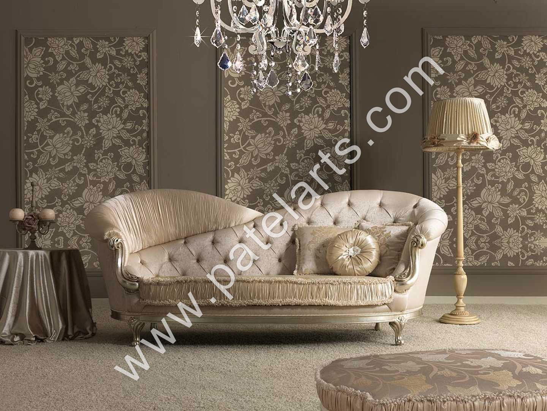 Silver Sofa Set, Silver Sofa Set Manufacturers, India, Silver Sofa Set  Exporters,