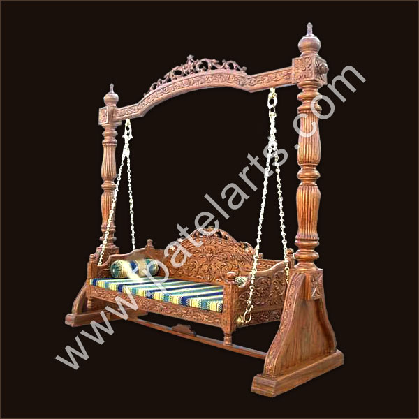Indian Maharaja Swing manufacturers, Maharaja Swing, swings, exporters,Indian carved swing, Suppliers, jodhpuri swing,Udaipur, rajasthan, india